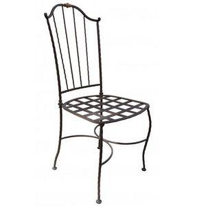 Fd Mediterranee -  - Chaise De Jardin