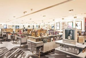 MALHERBE DESIGN - sogo hong kong - Agencement De Magasin