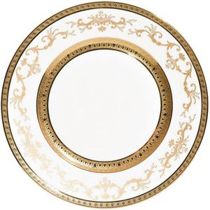 Raynaud - medicis blanc - Assiette Plate