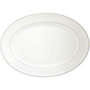 Raynaud - serenite platine - Plat Ovale
