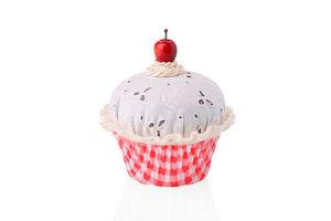 ROSSO CUORE - muffin alla lavanda - Boule Parfumée