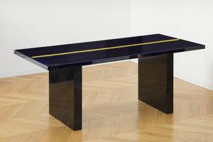 ANTOINE DE MESTIER - azur - Table Bureau