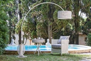 SAMUELE MAZZA OUTDOOR COLLECTION -  - Lampadaire De Jardin