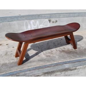 Mathi Design - banc skate-home - Banc