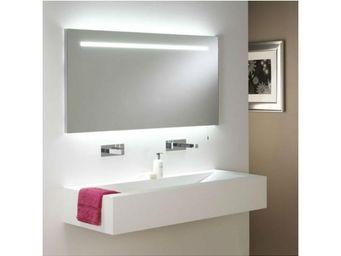 ASTRO LIGHTING - miroir éclairant salle de bain flair 1250 - Miroir Lumineux