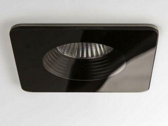 ASTRO LIGHTING - spot encastrable carré vetro led 12v - Spot De Plafond Encastré