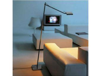 FLOS - lampadaire kelvin led f - Lampe De Lecture