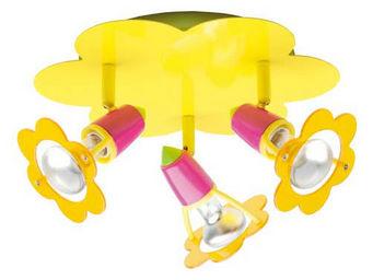 Brilliant - maya - plafonnier 3 spots ø27,5cm | lustre et plaf - Suspension Enfant