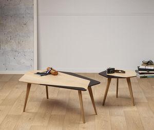DASRAS - flo - Table Basse Forme Originale