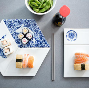 ROYAL DELFT -  - Assiette À Sushi