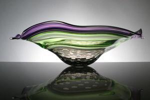 Stuart Akroyd Glass Designs -  - Coupe Décorative