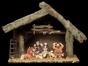 El Jardin De Guachipilotes -  - Crèche De Noël