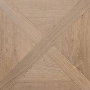 QC FLOORS - viennese cross - Parquet Massif