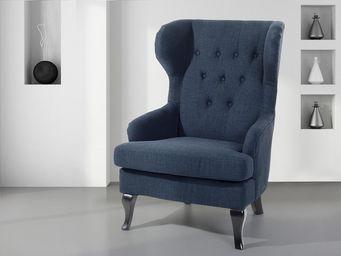 BELIANI - fauteuils - Fauteuil À Oreilles