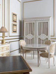 Moissonnier -  - Table De Repas Ronde