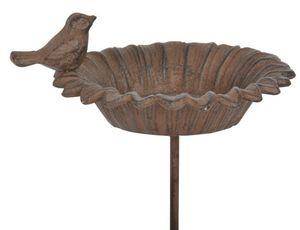 BEST FOR BIRDS - petit bain oiseaux à planter - Bain D'oiseau