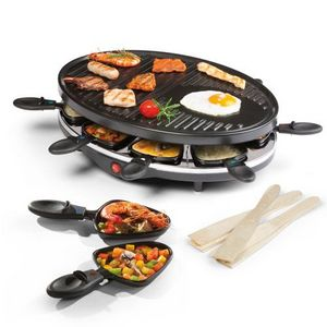 Domo -  - Appareil � Raclette �lectrique