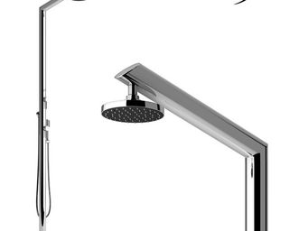 INOXSTYLE - tecno mmt - Douche D'ext�rieur