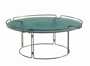 ROCHE BOBOIS - bijou - Table Basse Ronde