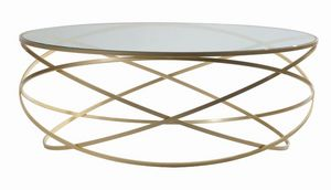 ROCHE BOBOIS -  - Table Basse Ronde