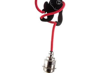 Donkey - cable art mr joe/ accroche pour fil de lampe - Cable Électrique