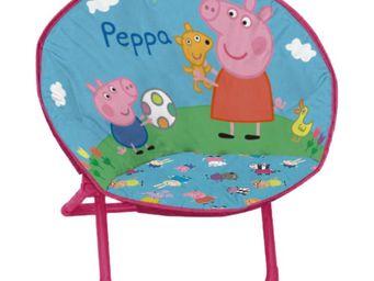 jardindeco - si�ge lune my favorite hero peppa pig - Fauteuil Enfant