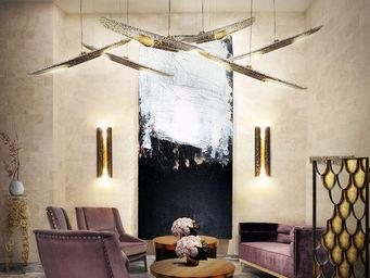 BRABBU - vellum - Syst�me D'�clairage Pour Faux Plafond