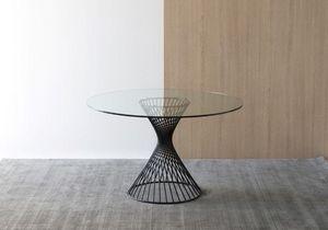 Calligaris - vortex - Table De Repas Ronde