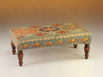 Clock House Furniture - tyninghame i stool - Footstool
