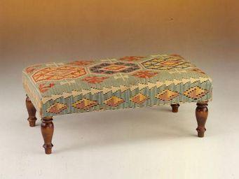 Clock House Furniture - tyninghame i stool - Footstool
