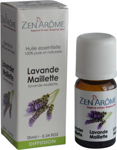 ZEN AROME - huile essentielle lavande maillette - Huiles Essentielles