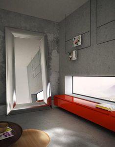 HEATING DESIGN - HOC  - mirror- - Radiateur