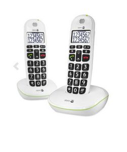 Doro - doro phoneeasy® 110 duo - Telephone Sans Fil