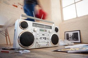 GPO RETRO DESIGN - gpo brooklyn - Radio Cd Mp3