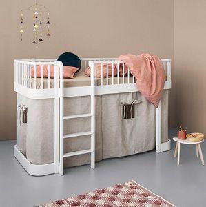 Oliver Furniture - wood mini+ - Lit Évolutif