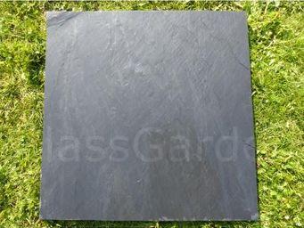CLASSGARDEN - dalle pas japonais carré 40x40 - pack de 18 pièces - Pas Japonais