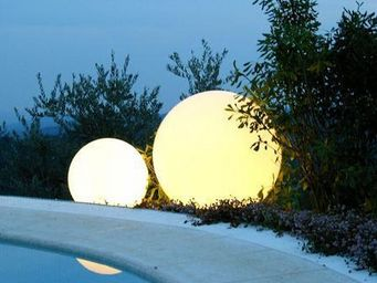Slide - globo out - Lampe De Jardin