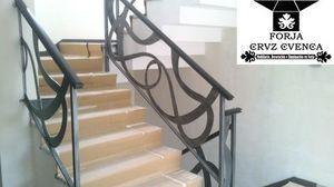 CRUZ CUENCA -  - Rampe D'escalier