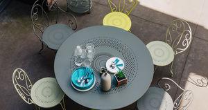 Fermob - montmartre - Table De Jardin Ronde
