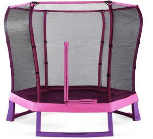 Plum - trampoline avec filet de protection 220 cm - Trampoline