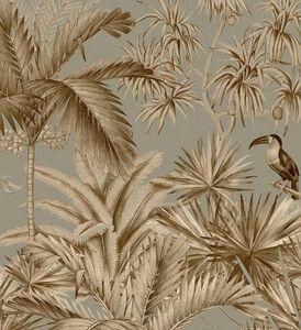 Ananbô - jarawa sépia - Papier Peint Panoramique