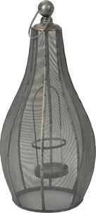 Amadeus - lanterne noire en métal - Lanterne D'extérieur
