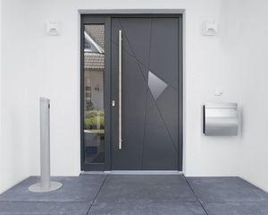 Janneau -  - Porte D'entrée Pleine