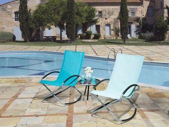 BELIANI - chaise de jardin - Chaise De Jardin
