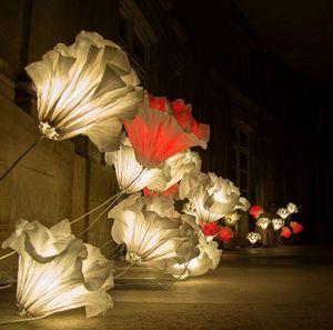 OZNOON - --coralys - Sculpture Lumineuse