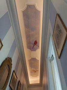 Atelier Follaco - ciel - Plafond Peint