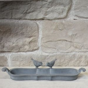CHEMIN DE CAMPAGNE - bain d'oiseau 1391366 - Bain D'oiseau