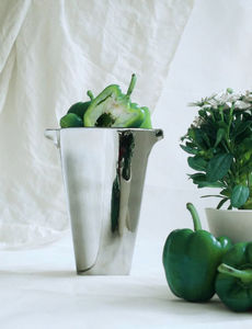 Virebent - platine - Vase Décoratif