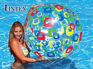 MARCHÉ DE LA PISCINE -  - Ballon Gonflable