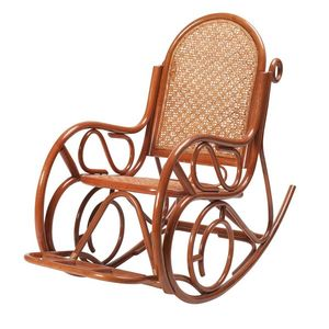 ROTIN DESIGN -  - Rocking Chair